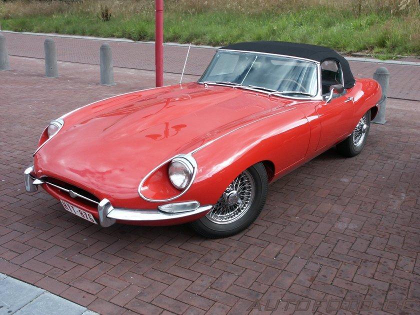 1961 Jaguar E type