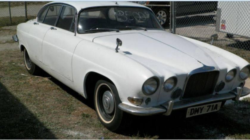 1962 Jaguar MK 10