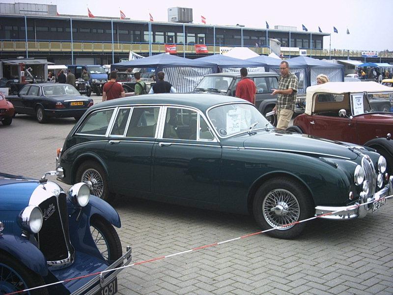 1962 Jaguar Mk II County