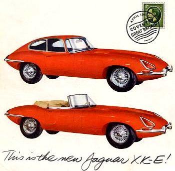 1962 jaguar xk-e