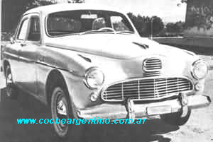 1962 Kaiser Bergantin Argentina