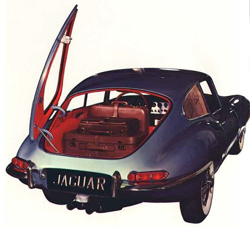 1963 jaguar e tyl