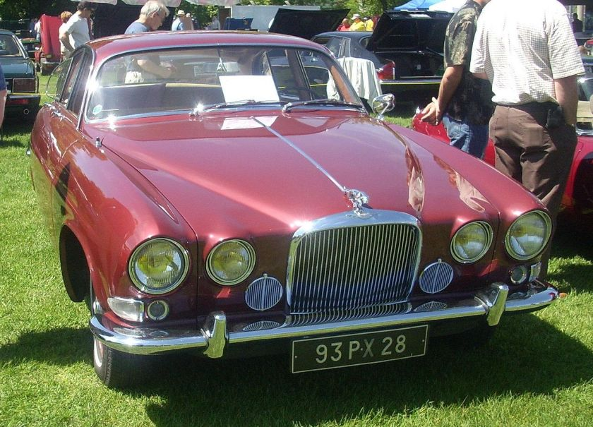 1963 Jaguar Mark X(Hudson)