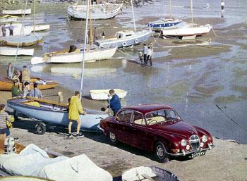 1963 Jaguar S a