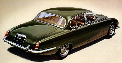1963 jaguar s skirted 64 3 L