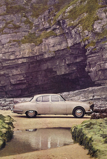 1963 Jaguar S