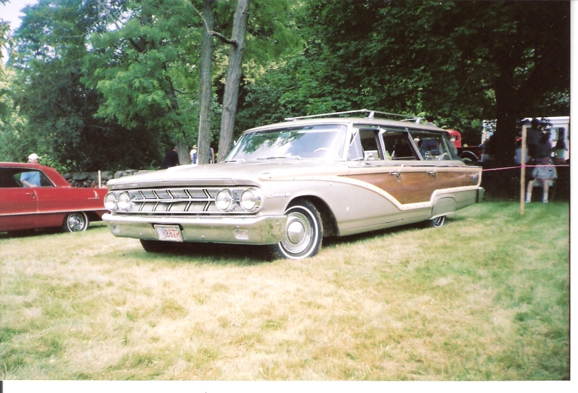 1963 Mercury Colony Park station wagon