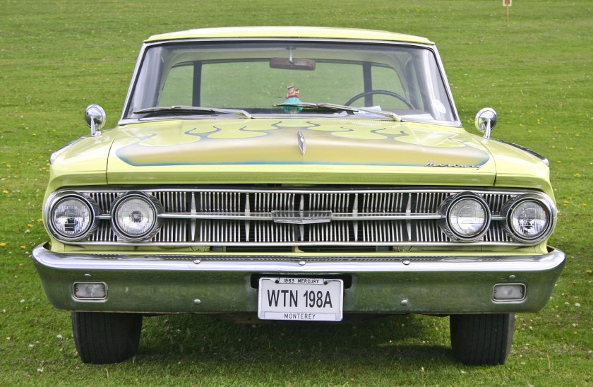 Mercury Monterey 4door Hardtop 1963