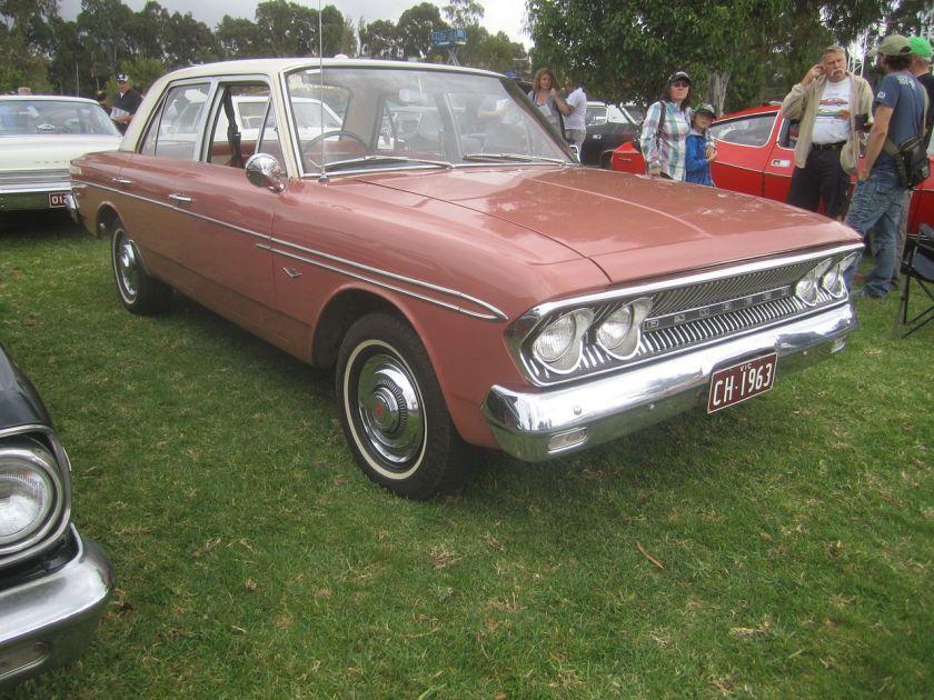 1963_Rambler_Classic_Sedan Right hand drive Australia