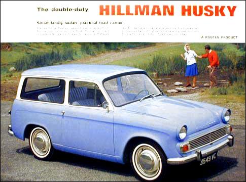 1964 hillman husky-jr