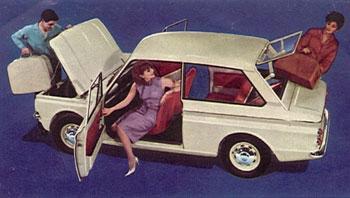 1964 hillman imp 2-jr