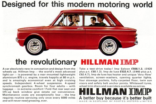 1964 hillman imp (2)