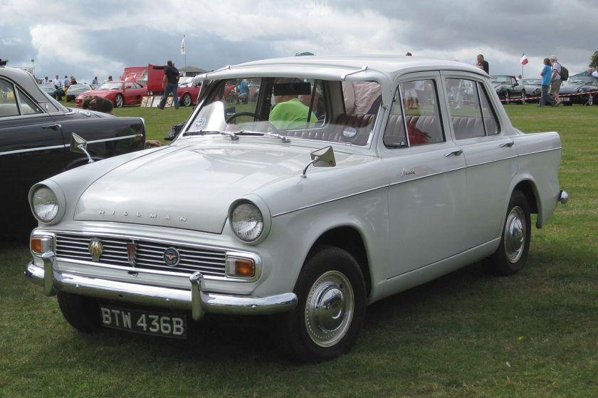 1964 Hillman Minx Series V 1592cc