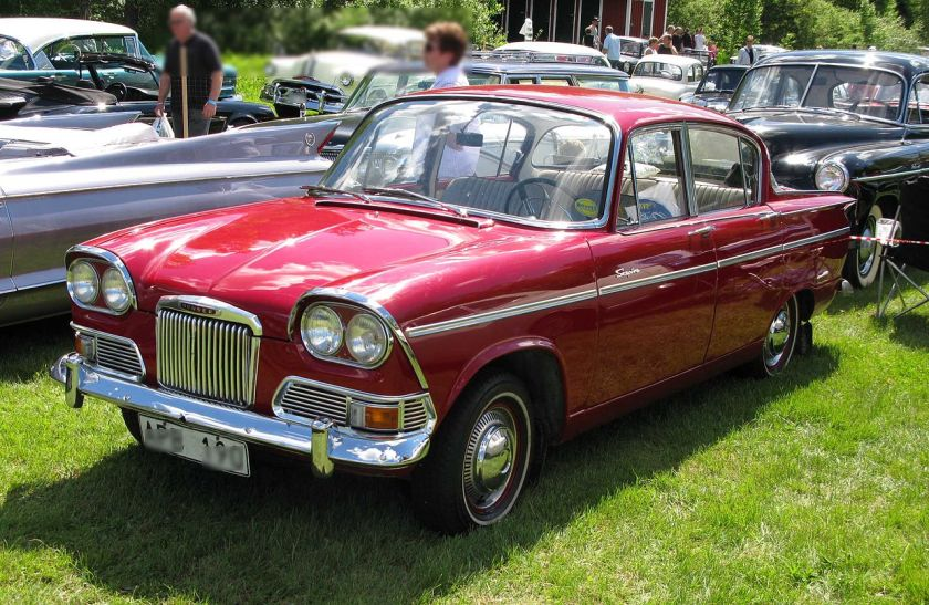 1964 Humber Sceptre (2)