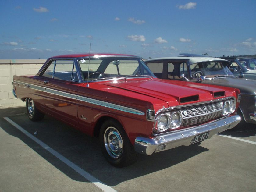 1964 Mercury Comet Cyclone Caliente