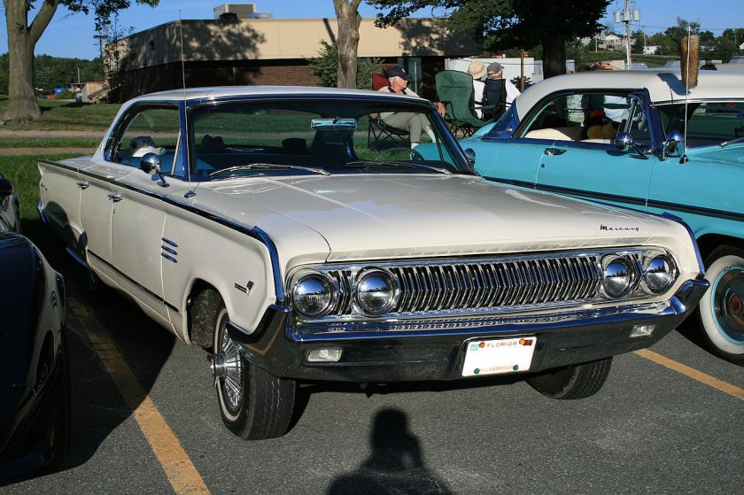1964 Mercury Marauder Sedan