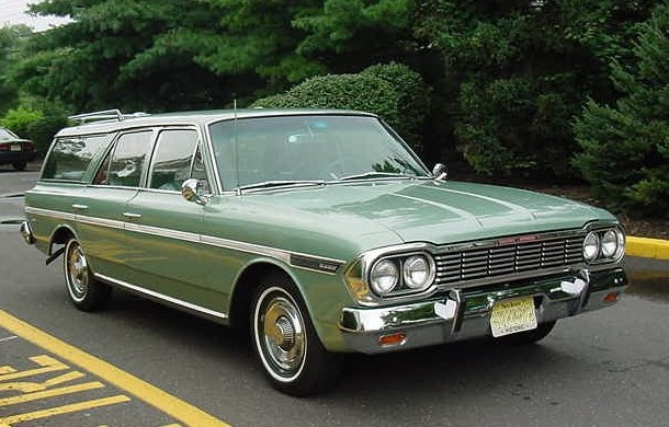 1964_Rambler_Classic_770_wagon-green