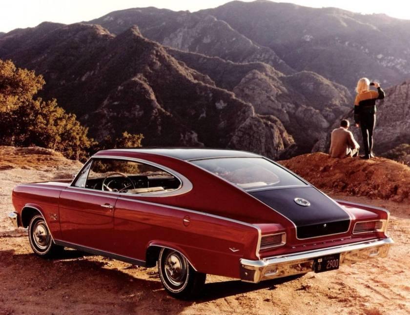 1965 AMC Rambler Marlin (2)