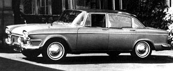 1965 humber imperial saloon