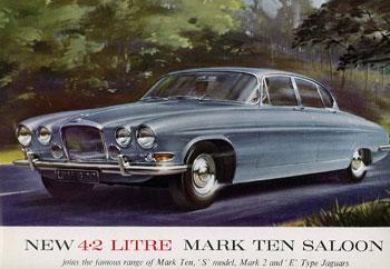 1965 Jaguar Mark X 4,2 l