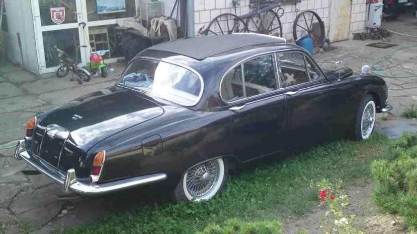 1965 Jaguar S-Typ