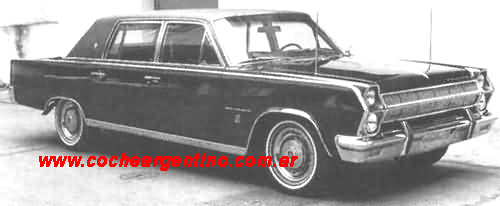 1965 Rambler Ambassador arg