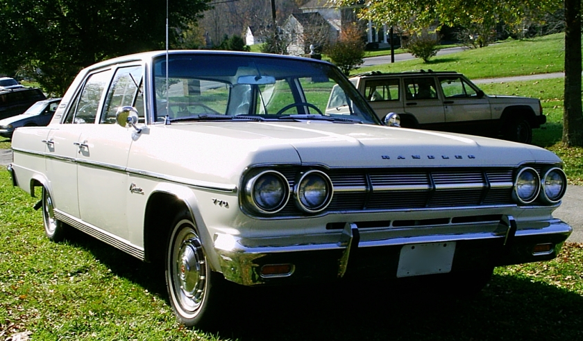 1965 Rambler Classic 770