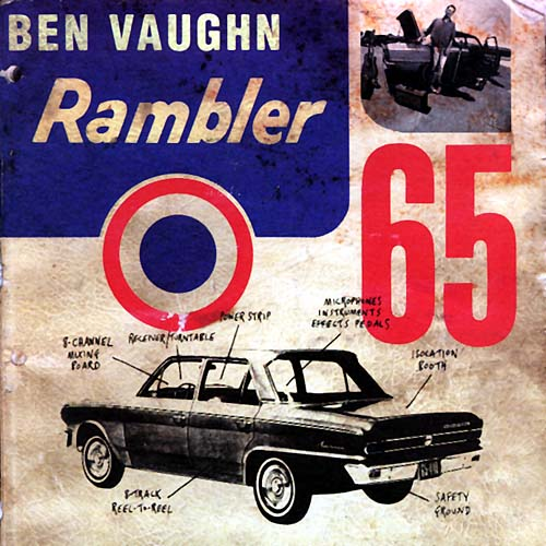 1965 Rambler_65_Ben_Vaughn_album_cover