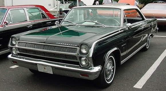 1965_AMC_Ambassador_black_2door-HT_in_NJ
