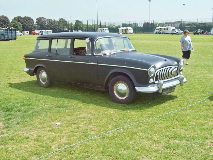 1966-67 Humber Hawk Estate series 4A