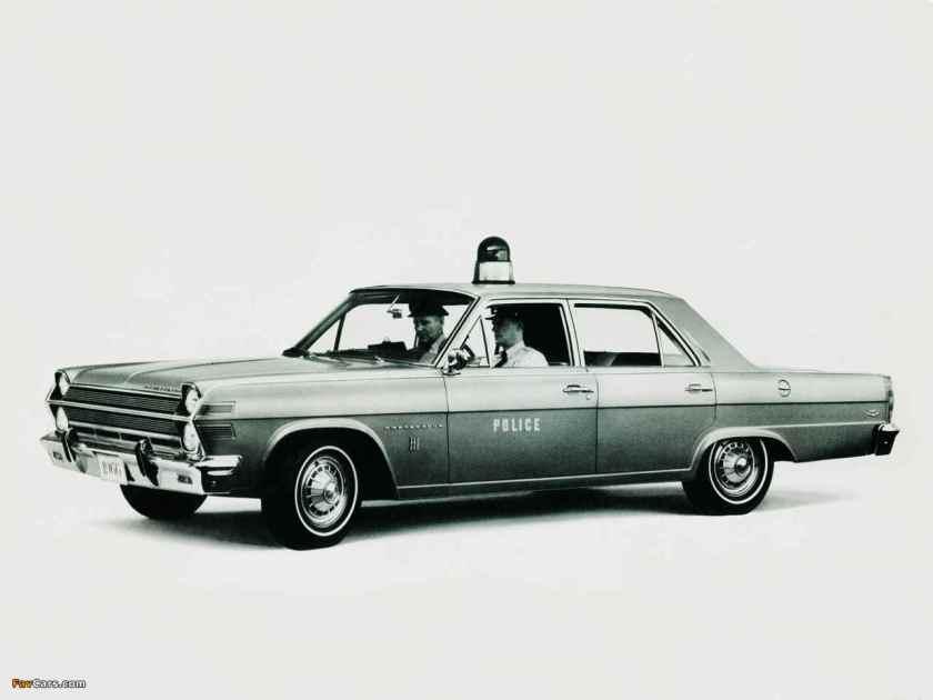 1966 AMC Rambler Ambassador
