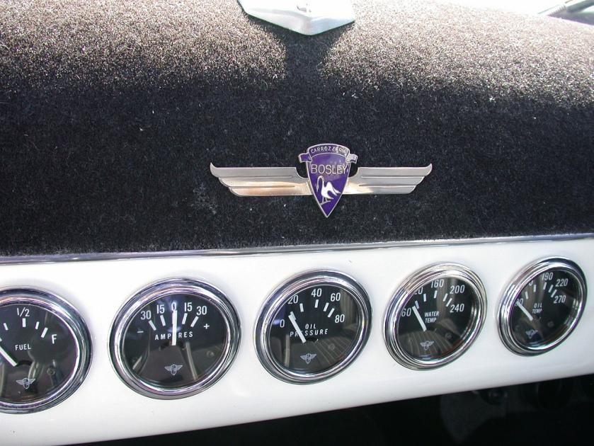 1966 Bosley Mk II Interstate