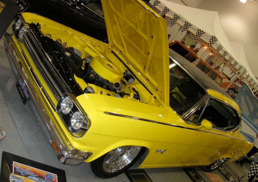 1966 Customized Marlin with 327 V8