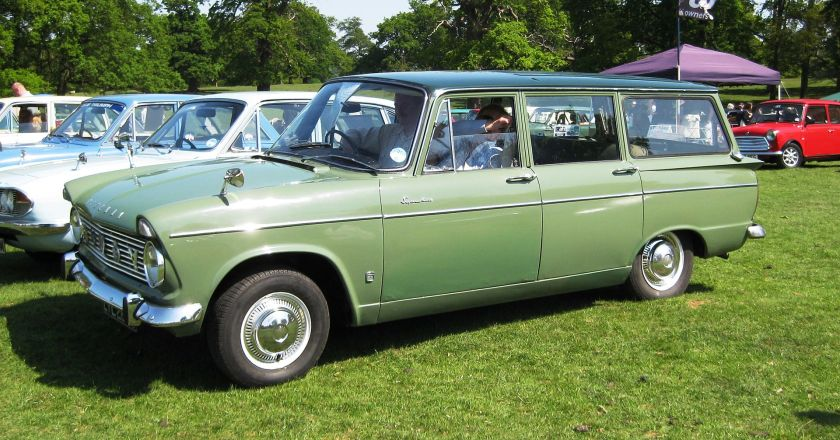 1966 Hillman Super Minx estate 1725cc
