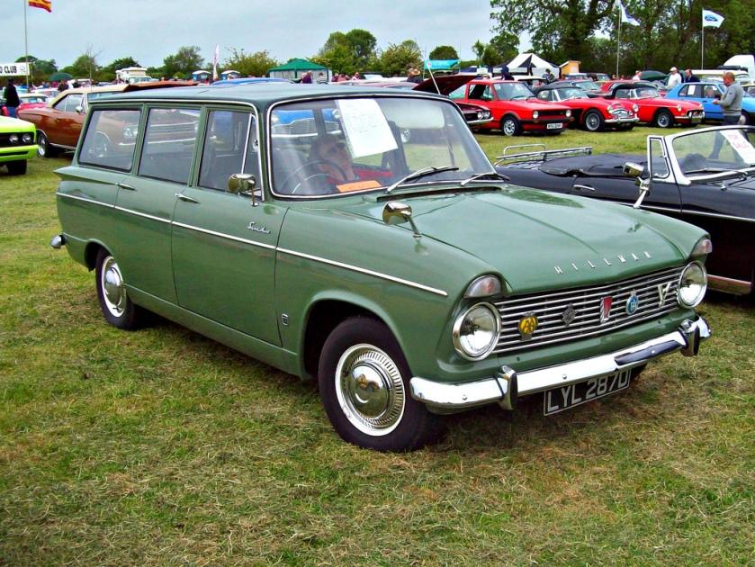 1966 Hillman Super Minx Estate Mk.IV