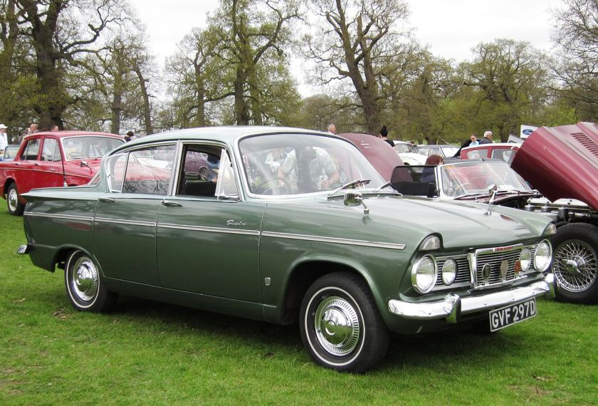 1966 Humber Sceptre MkII 1724cc