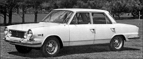 1966 ika torino 300