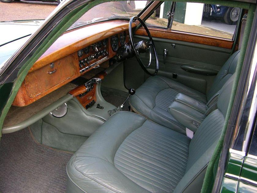 1966 Jaguar S Type 3.8a