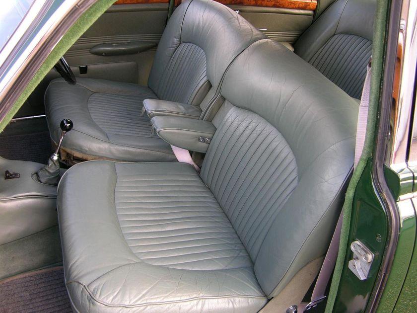 1966 Jaguar S Type 3.8b