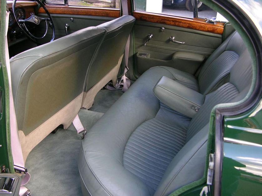 1966 Jaguar S Type 3.8c