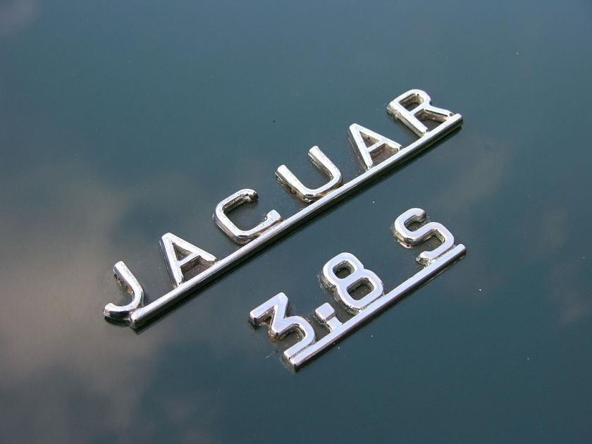 1966 Jaguar S Type 3.8d
