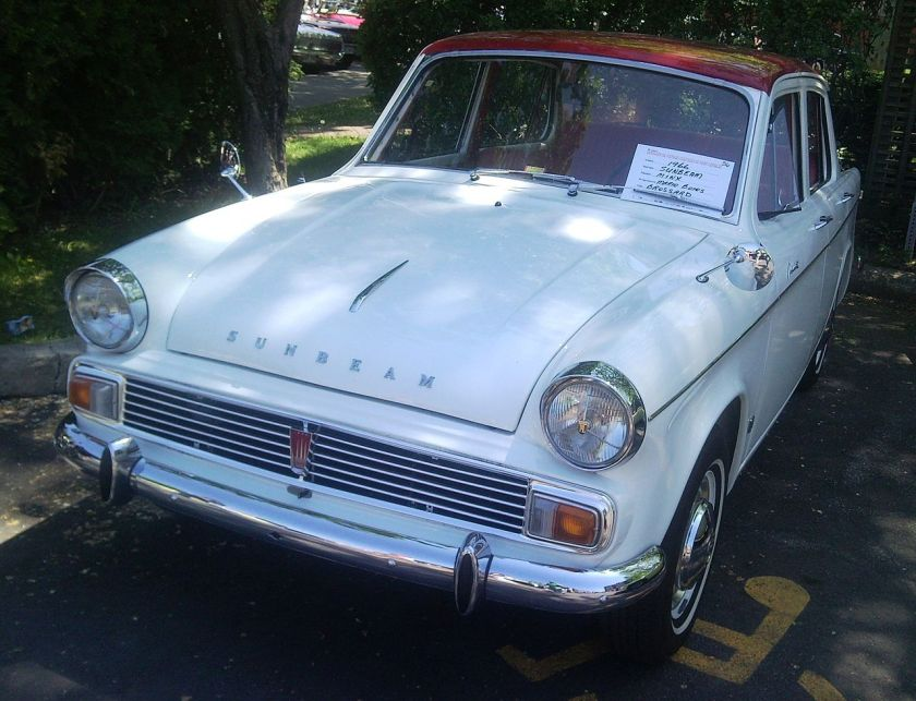 1966 Sunbeam Minx