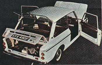 1967 hillman imp tyl