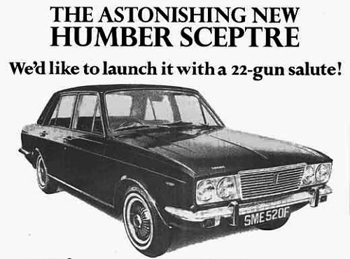 1967 humber lav178