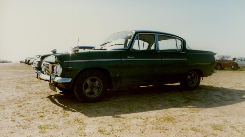 1967 Humber Sceptre (Audax era)
