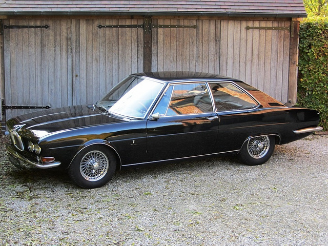 1967 Jaguar FT by Bertone