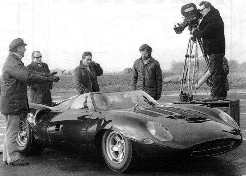 1967 jaguar xj13