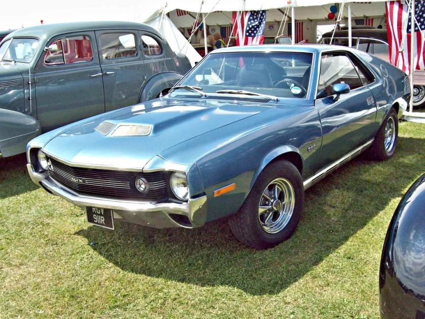 1968-70 AMC AMX