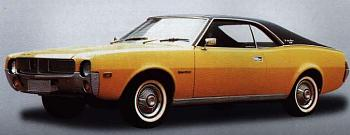 1968 Amc javelin karmann