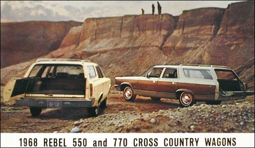 1968 Amc rebel_sw